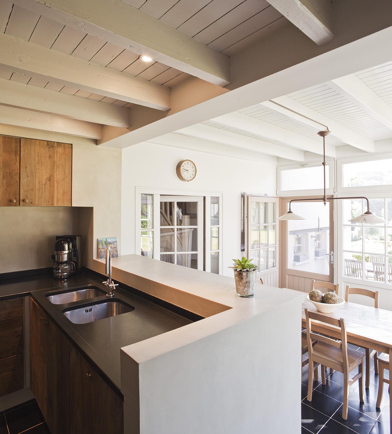 Landelijk great smet deuren landelijk cottage with for Slaapkamer landelijk modern