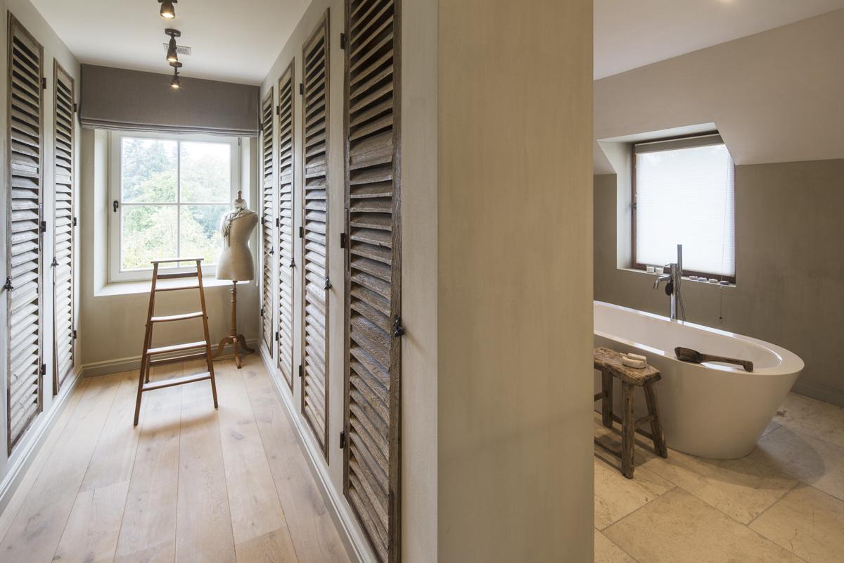 Woonkamer Cottage Stijl : Woonkamer in een landelijke stijl. latest renovatie van het