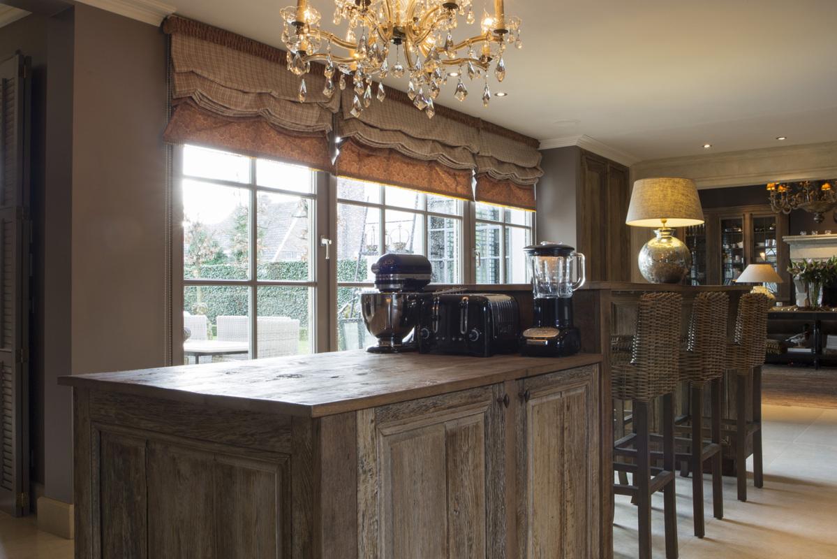 Renovatie woning met oude materialen kasten totaalprojecten - Oude huis renovatie ...