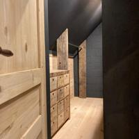 Renovation of a home: dressing room and built-in cupboards 9