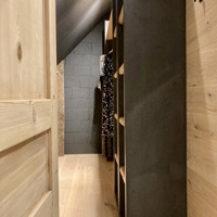 Renovation of a home: dressing room and built-in cupboards 7