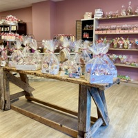 Furnishing praline shop 't Soethuys 13