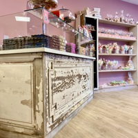 Furnishing praline shop 't Soethuys 16